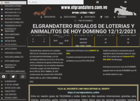 movil.elgrandatero.com.ve