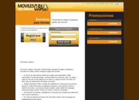 movilescuba.com