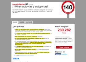 movimiento140.com