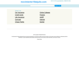 movimiento15dejulio.com