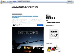 movimientodisfrutista.blogspot.com