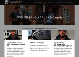 movingblog.twomenandatruck.ca