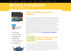 movingcompanies.insingaporelocal.com