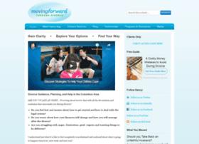 movingforwardthroughdivorce.com
