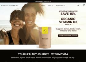 movitaorganics.com