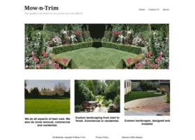 mow-n-trim.com