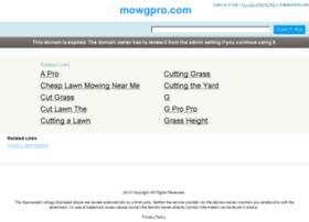 mowgpro.com