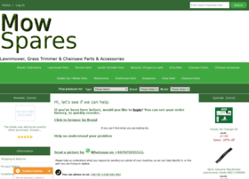 mowspares.co.uk