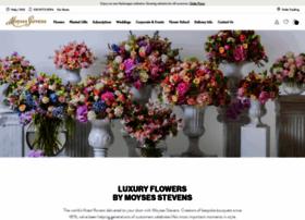 moysesflowers.co.uk
