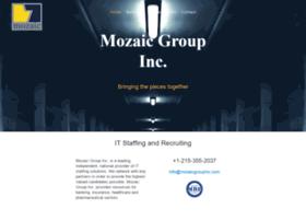 mozaicgroupinc.com