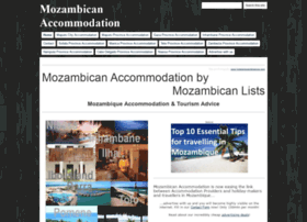 mozambicanaccommodation.com