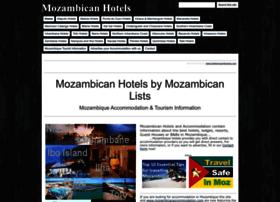 mozambicanhotels.com