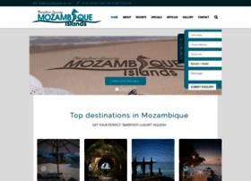 mozambiqueislands.com