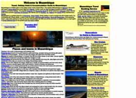 mozambiquetravelservice.com