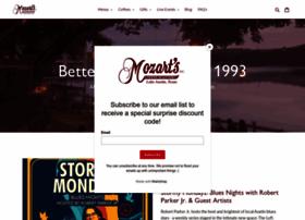 mozartscoffee.com