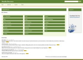 mozilla-directory.com