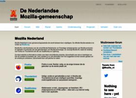 mozilla-nl.org