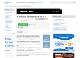mozilla-thunderbird.updatestar.com
