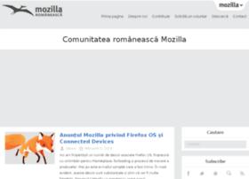 mozilla.ro