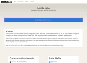 mozillaindia.org