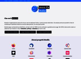 mozillaitalia.org