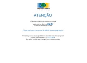 mp.ap.gov.br Visit site