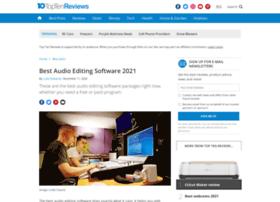 mp3-editing-software-review.toptenreviews.com
