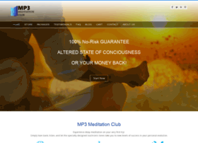 mp3-meditation-club.com