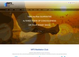 mp3-meditation-club.com