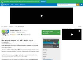 mp3directcut.softonic.com