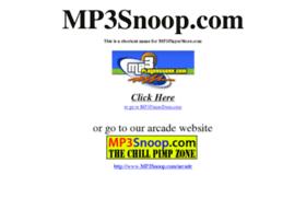 mp3snoop.com
