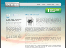 mp3tom4rconverter.org