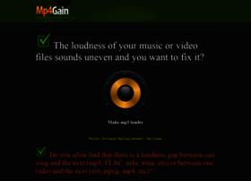 mp4gain.com