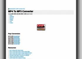 mp4tomp3converter.net
