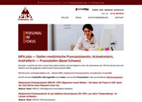 mpa-praxisstellen.ch