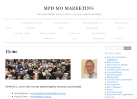 mpdmomarketing.com