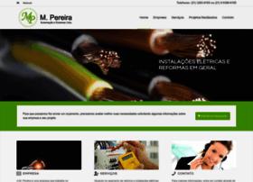 mpereiraeletricidade.com.br