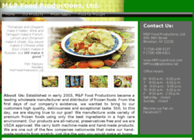 mpfrozenfood.com
