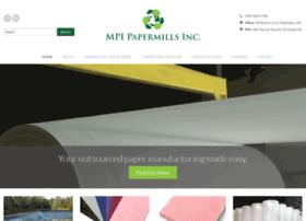 mpipapermills.com