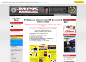 mpk-showtechnik.de