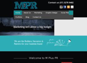 mpluspr.com.au