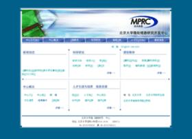 mprc.pku.cn