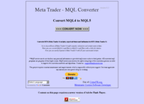 mqlconvert.cyberfx.org