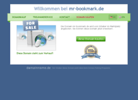 mr-bookmark.de