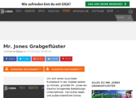 mr-jones-grabgefluester.funload.de