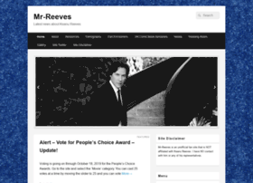 mr-reeves.com