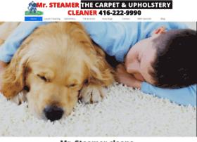 mr-steamer.com