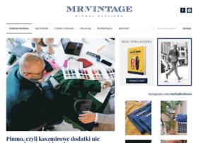mr-vintage.blogspot.com