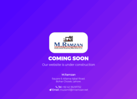mramzan.net