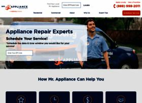 Mrappliance.com